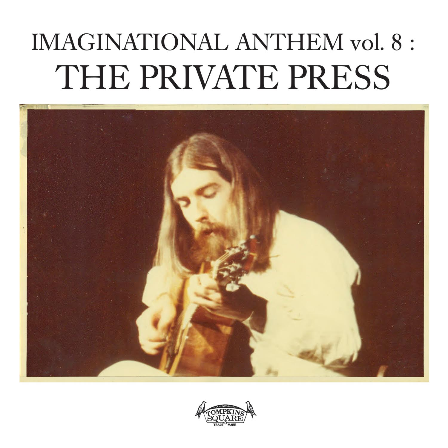 Imaginational Anthem Vol. 8 : The Private Press
