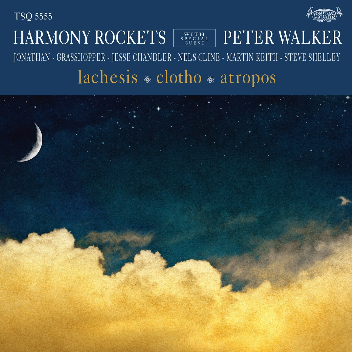 Harmony Rockets with Special Guest Peter Walker