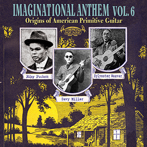 Imaginational Anthem Volume 6 : The Roots Of American Primitive Guitar