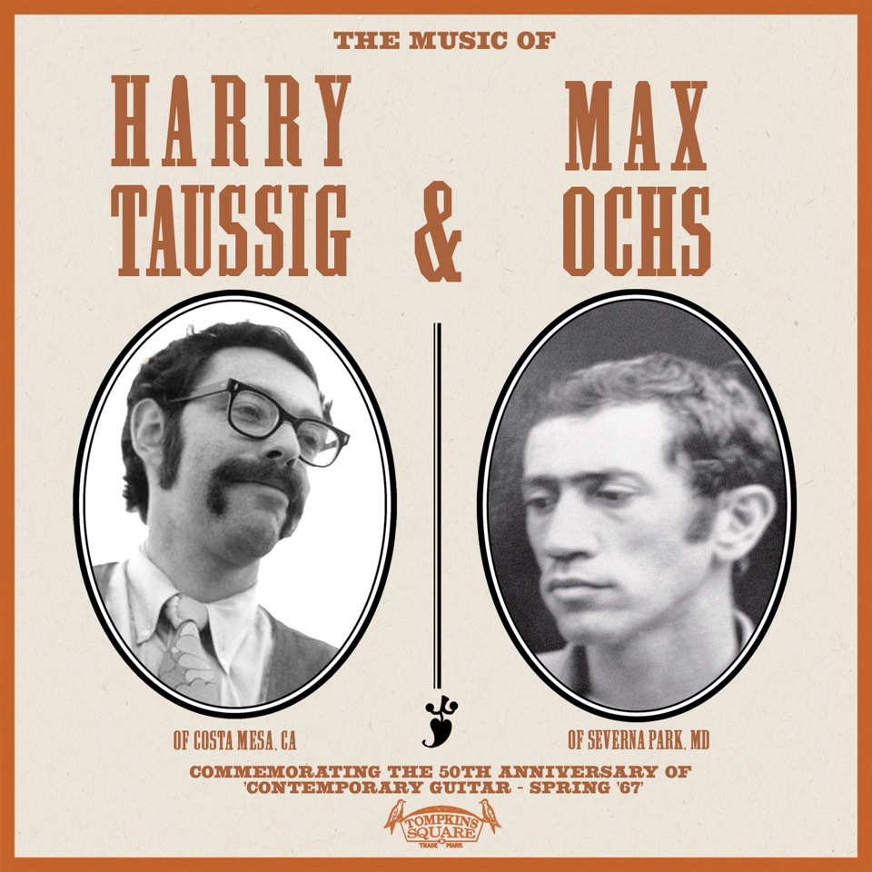 Harry Taussig & Max Ochs - The Music of Harry Taussig & Max Ochs