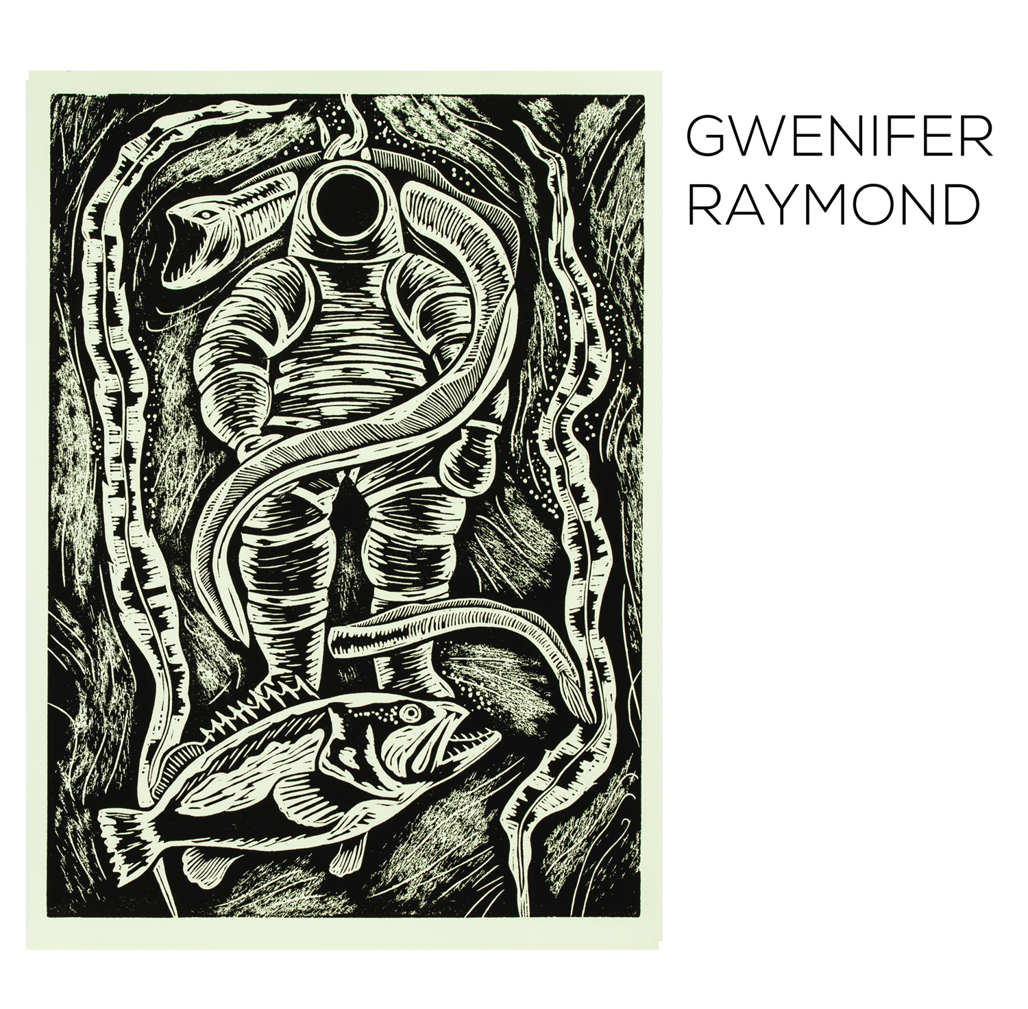 Gwenifer Raymond - Deep Sea Diver / Bleeding Finger Blues 7 Inch